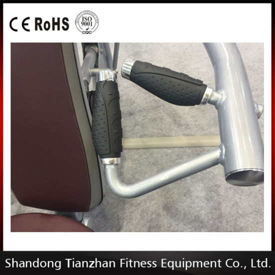 Indoor Gym Equipment Seated Row/Professional Chinese Manufacturer with Ce and ISO Certificate pictures & photos