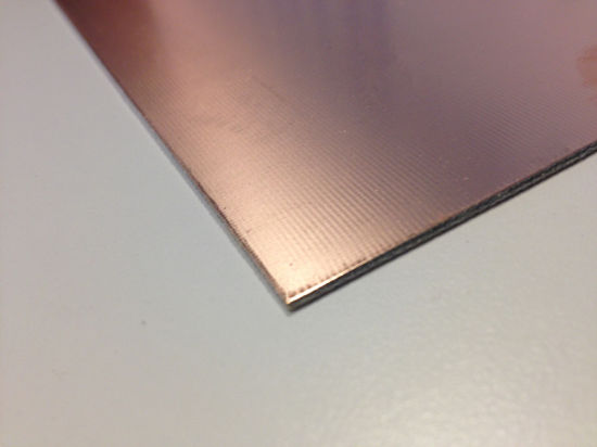 Aluminum Copper Clad Laminated Sheet pictures & photos