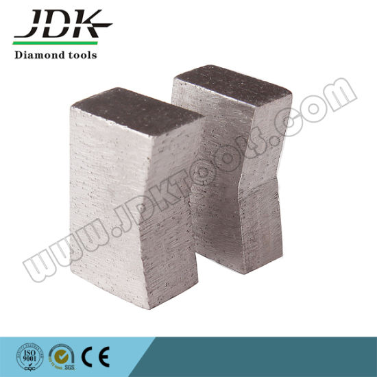 K Shape Diamond Segment for Granite Block Cutting pictures & photos