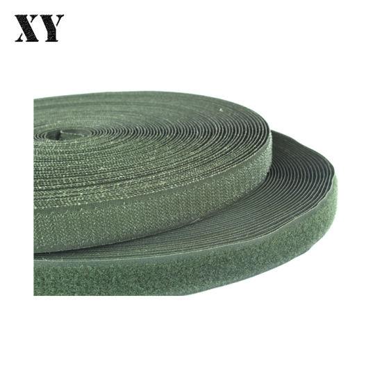 China Zhejinang Xinyang Ribbon 100% Polyester Hook and Loop