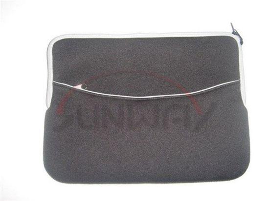 New Design Neoprene Laptop Bag with Zipped Pocket (PC014)