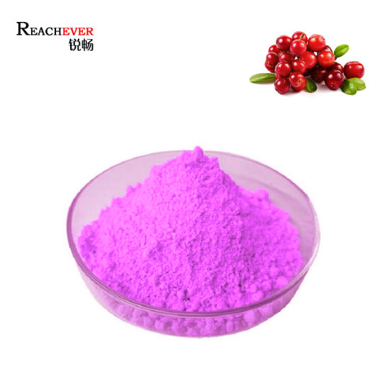 Natural Fruit Extract Spray Dried Organic Super Foods Cranberry Powder pictures & photos