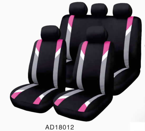 Car Seat Cover Universal Size Polyester Seat Cover Ad18012