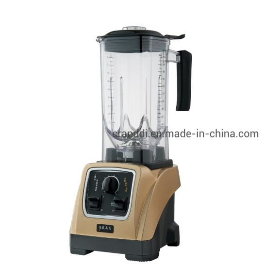 2200 W High Power, Patented Stainless Steel Blades, Variable Speed Control, Professional Food Blender (YL-K32)