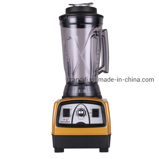 High-Capacity, 4.0L, 2200 High Power, 28000~30000rpm, Pulse Switch, Professional Food Blender (YL-Q8)