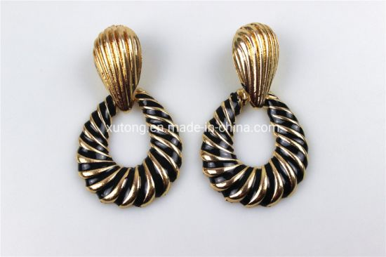 China Arabic Style Ethnic Women Jewelry Earring Party Wedding