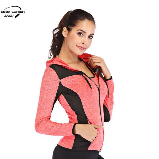 Cody Lundin 2020 Hot Selling Wholesale Custom Women Hoodies 2 Piece Set Bodysuit Sports Wear Tracksuit Set Sweatsuit Ladies