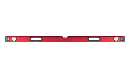 Double Milled Accurate Bubble Level Durable Magnetic Torpedo Spirit Level Three Bubbles Magnetic Spirit Aluminum Level