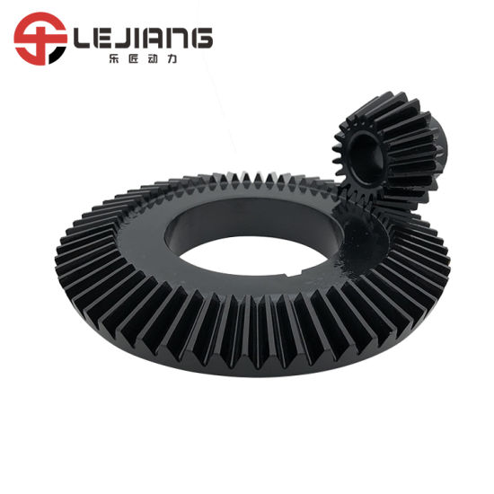High Quality Bevel Gear Produce Factory /ANSI EUR JIS Standard or Made to Drawing