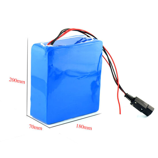 Customized 48V 15ah 750W Electric Vehicle Battery Pack