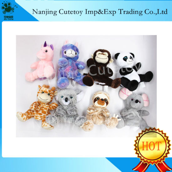 Popular Plush Toy Hand Puppet