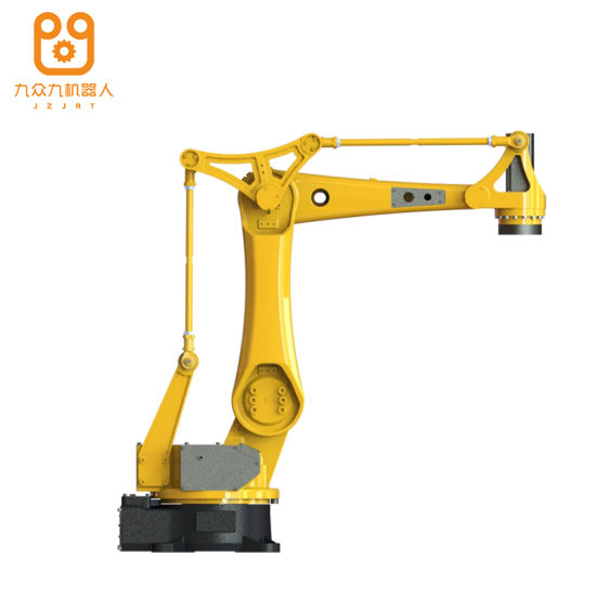 High Quality Industrial 4 Axis Colaborative Arm Robot Machine for Palletizing with ISO CE Jzj15b-140