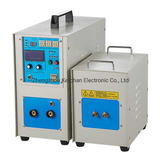IGBT Induction Metal Melting Heater with Melting Pot for Precious Metal Levitation Melting