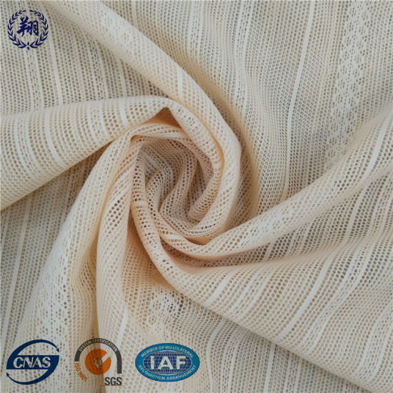High-Quality Nylon/Spandex Thin Stretch Underwear Fabric