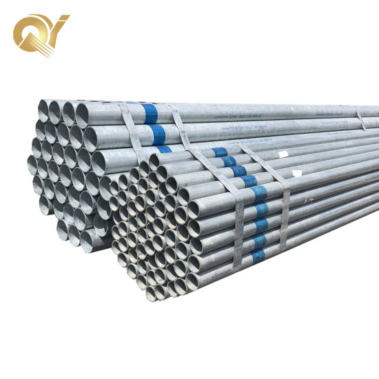 Factory Sale Galvanized 4 Inches 3/4 3 Inch Seamless Steel Pipe