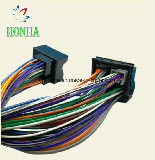 metra 71-9003 reverse wiring harness for select 2002-up series bmw radio  automotive wire harness