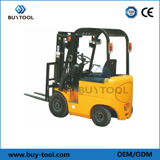 Buytool Cpd1530 1.5ton Electric Stacker 3m, 4.5m Full Electric Forklift