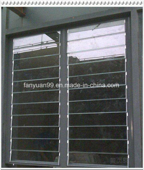 5mm Clear/Bronze Nashiji Pattern Glass/Louver Glass for Window Chinese Wholesaler