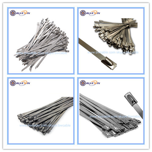 75755f6a1a45 Stainless Steel Cable Tie 201 304 316 Metal Cable Ties Self-Locking Nylon  Cable Tie
