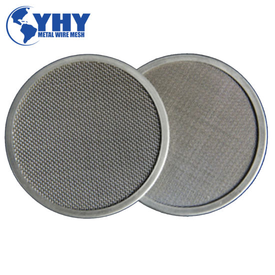 Stainless Steel Metal Oil Liquid Filter Mesh Small Pieces