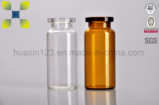 USP Type 1 Borosilicate Glass Bottle for Injection Use (10ml)