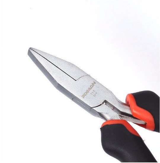 China Fixman Flat Nose Pliers Jewelers Wire Wrapping Beading