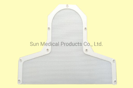 Bionix Versaboard Head-Neck-Shoulder Thermoplastic Mask Radiotherapy Mask