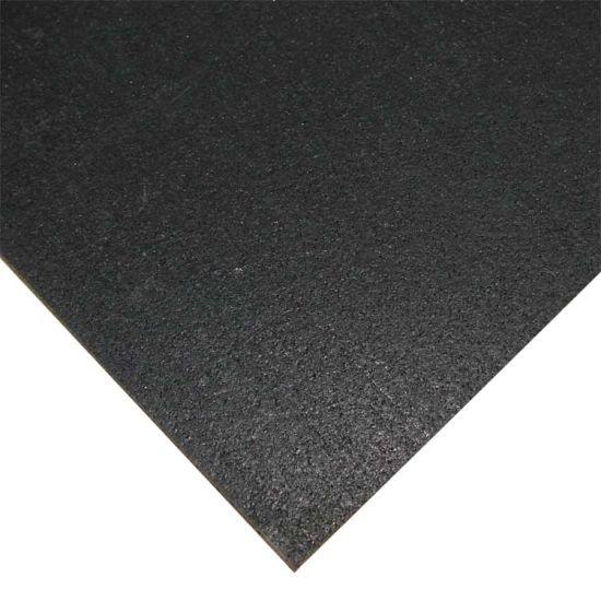Shock-Reducing Crossfit Rubber Flooring Tiles