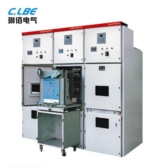 Indoor 12kv AC Metal-Clad Switchgear, High Voltage Electrical Switchgear