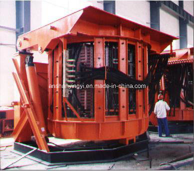 High Induction Frequency Melting Furnace pictures & photos