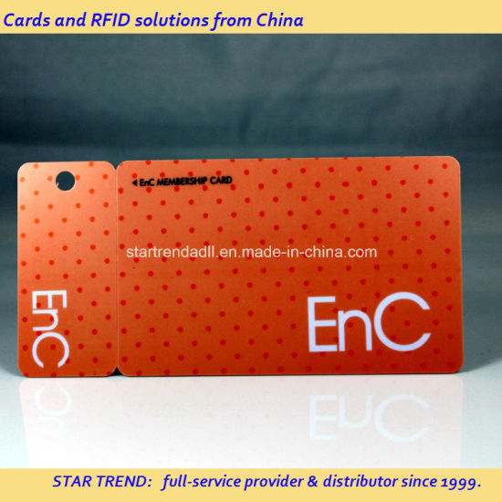 Tag Card/RFID Card Used in Logistics pictures & photos