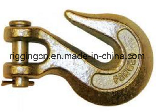 Clevis Grab Hook with Triangle Ring Master Link Assembly pictures & photos