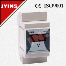 LCD Single Phase Digital Voltmeter (JYX-45) pictures & photos