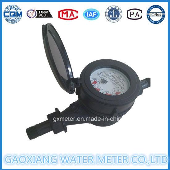 Plastic Bady Water Meter for Multi Jet Water Meter