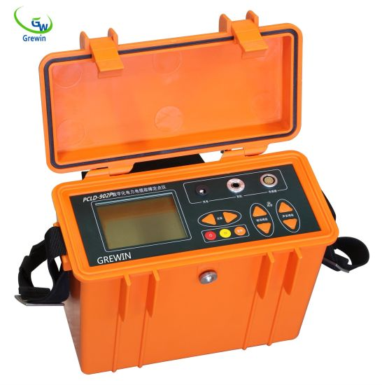 High Precision Measuring Tools Cable Fault Pinpointer Underground Cable Test Equipment
