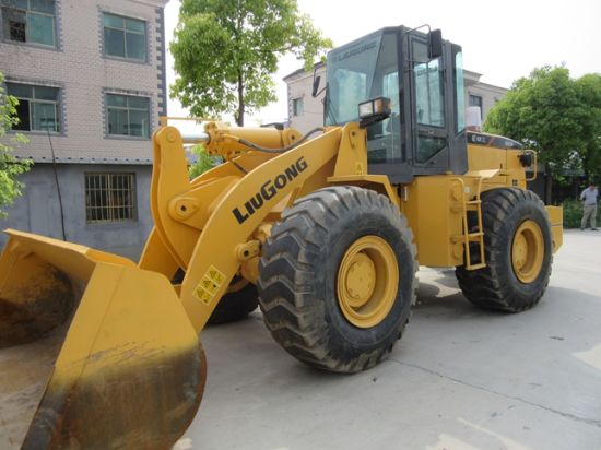 Secondhand Chinese 5 Ton Liugong 856 Wheel Loader for Sale pictures & photos