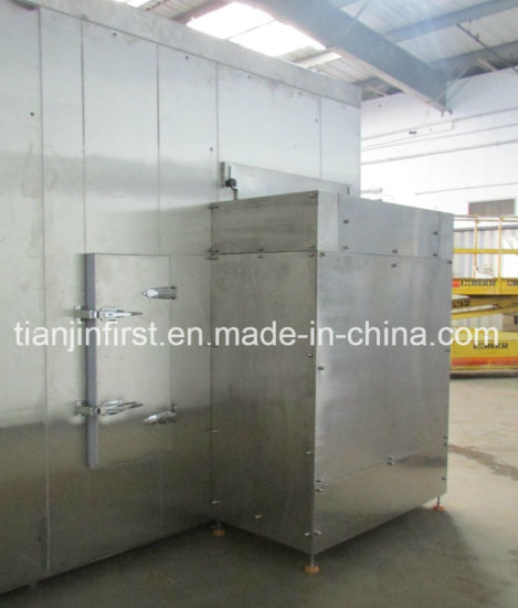 IQF Fluidized Quick Freezer for Fruit Vegetable Seafood Broccoli pictures & photos