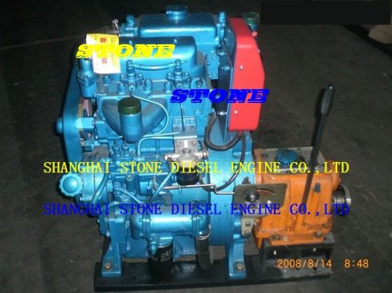 Small Marine Engine With Gearbox