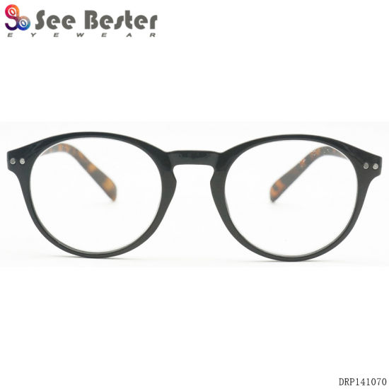 c4214d54d9 See Bester Retro Classic Round Plastic Factory Supply Wholesale Cheap  Reading Glasses Optical Decorative Eyeglasses Frame Plastic Reading Glasses