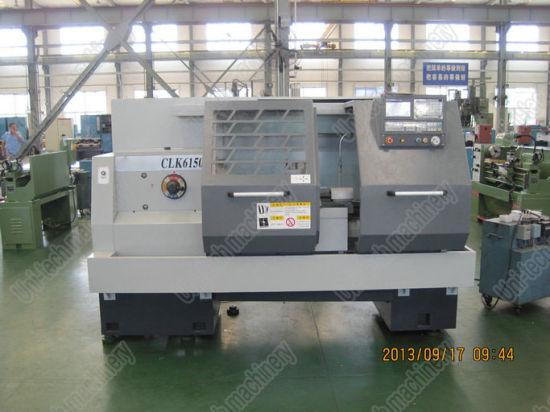 High Precision CNC Automatic Lathe Machine (CLK6150P)