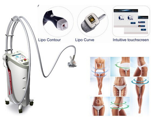 Kuma Shape Vacuum RF Cellulite Reduction Wrinkle Removal Machine Ce Approved pictures & photos