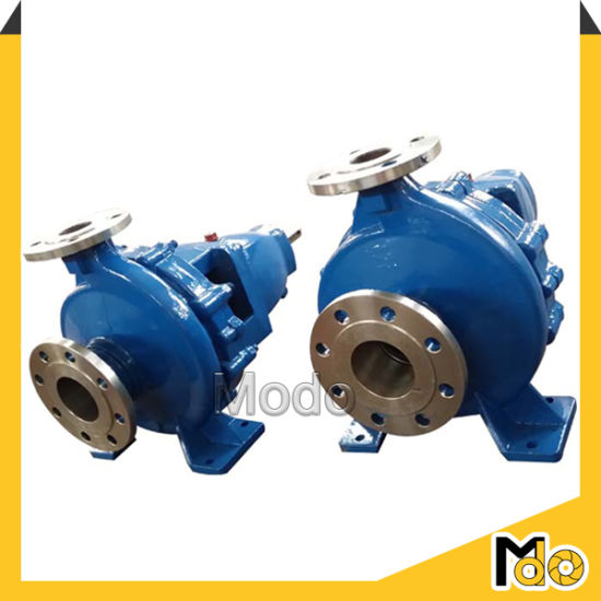 80% Hno3 UHMWPE Centrifugal Chemical Resistant Pump pictures & photos