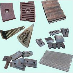 High Manganese Steel Jaw Plate for Jaw Crusher pictures & photos