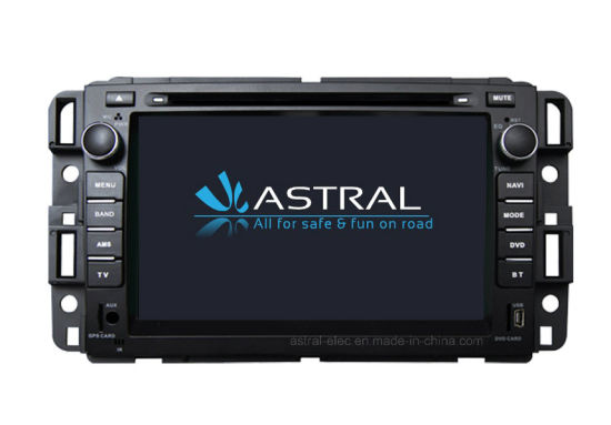 Car Audio Video DVD Player for Buick Enclave 2008-09