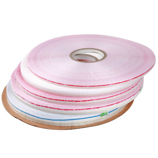 Bag-Sealing Tape Suitable for BOPP, PP, HDPE, LDPE Bag pictures & photos