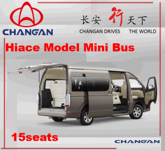 Changan Bus G50 Hiace Bus pictures & photos