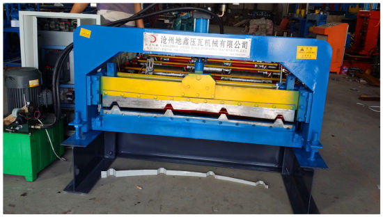 Representative Roller Sheet Metal Making Machinery pictures & photos
