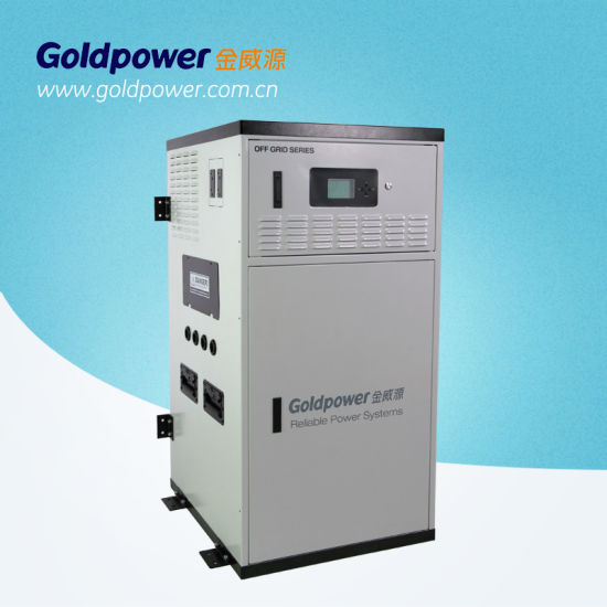 12kwh off Grid Lithium Battery Power Supply System for Outdoor/Household