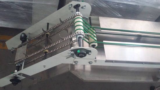 Automatic Pasta/Spaghetti Weighing and Pillow Packaging Machine with 2 Weighers pictures & photos