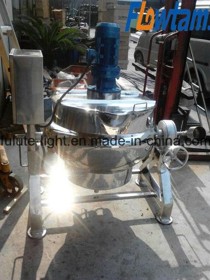Hot Sale Stainless Steel Jacket Kettle (Flowtam)